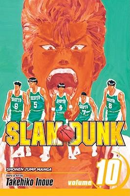 Slam Dunk, Vol. 10 Cover Image