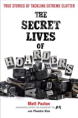 The Secret Lives of Hoarders Cover