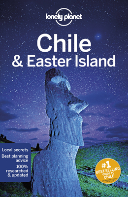 Lonely Planet Chile & Easter Island 11 (Country Guide) Cover Image