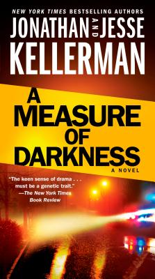 A Measure of Darkness: A Novel (Clay Edison #2) Cover Image