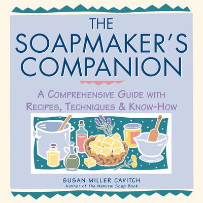 Soapmaker's Companion Cover