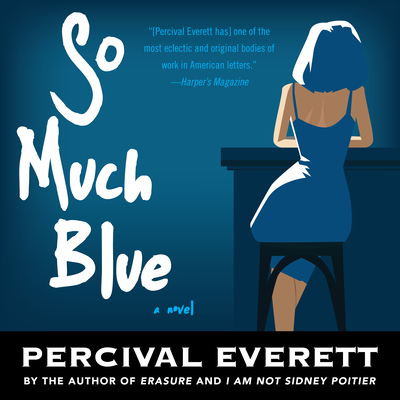 So Much Blue Cover Image