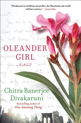Oleander Girl Cover