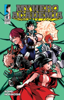 My Hero Academia Vol 22 My Hero Academia Paperback The Book Rack