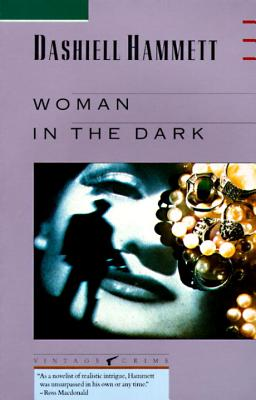Woman in the Dark Cover