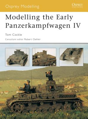 Modelling the Early Panzerkampfwagen IV Cover Image