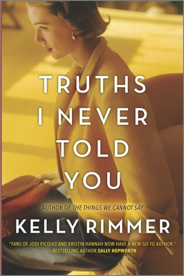 Truths I Never Told You Cover Image