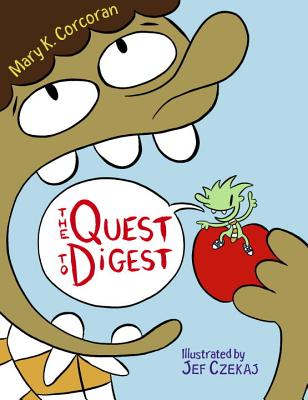 The Quest to Digest Cover Image
