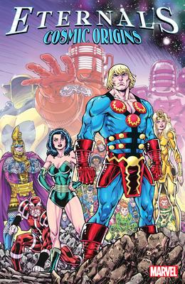 Eternals: Cosmic Origins Cover Image