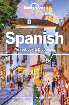 Lonely Planet Spanish Phrasebook & Dictionary 8 Cover Image