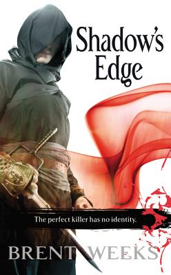Cover for Shadow's Edge (Night Angel #2)