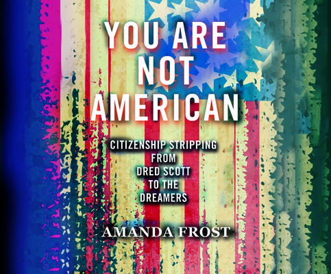 Cover for You Are Not American