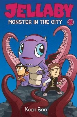 Jellaby, Monster in the City Cover