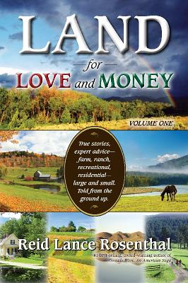 Land for Love and Money, Volume 1 Cover