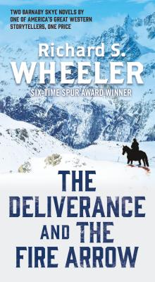 Cover for The Deliverance and The Fire Arrow (Skye's West)