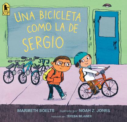 Una bicicleta como la de Sergio Cover Image