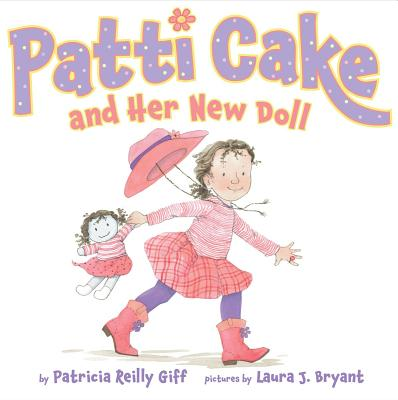 Patti Cake and Her New Doll Cover
