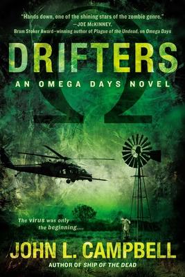 Drifters (An Omega Days Novel #3) Cover Image