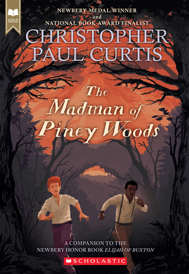 The Madman of Piney Woods (Scholastic Gold) Cover Image