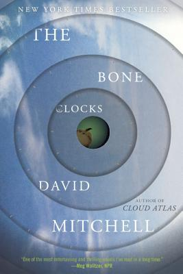 The Bone Clocks Cover Image
