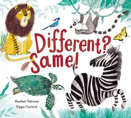 Different? Same! Cover Image