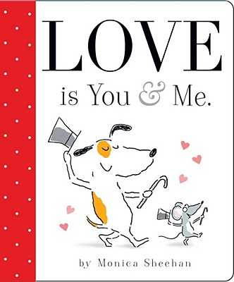 Love is You & Me. Cover Image