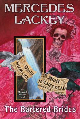 The Bartered Brides (Elemental Masters #13) Cover Image