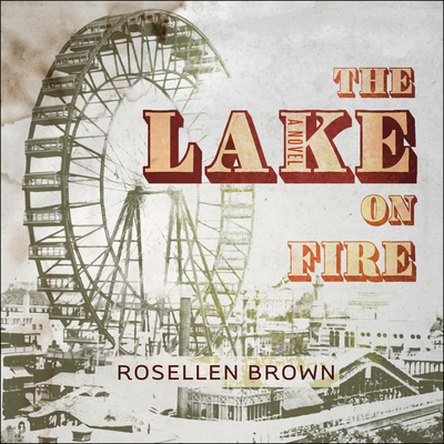 The Lake on Fire Cover Image