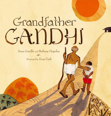 Grandfather Gandhi Cover Image