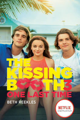 Cover for The Kissing Booth #3
