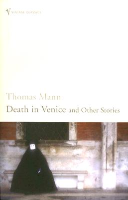 Cover for Death in Venice & Other Stories