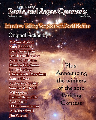Bards and Sages Quarterly: January 2011 Cover Image