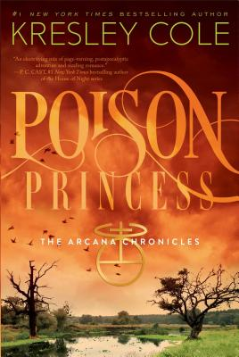 Poison Princess (The Arcana Chronicles) Cover Image