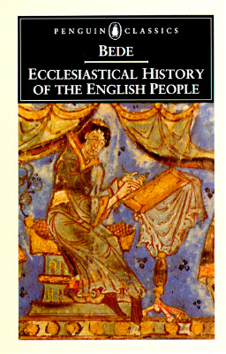 Ecclesiastical History of the English People Cover Image
