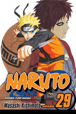 Naruto, Vol. 29 cover image