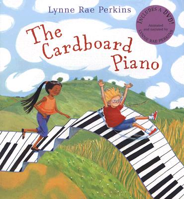 The Cardboard Piano [With DVD] Cover