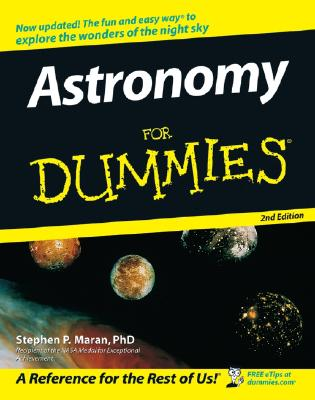 Cover for Astronomy For Dummies