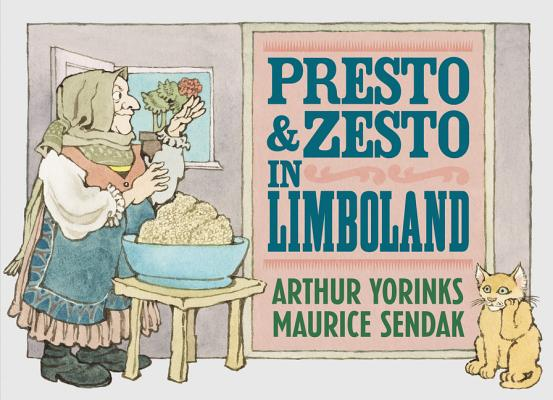Presto and Zesto in Limboland Cover Image