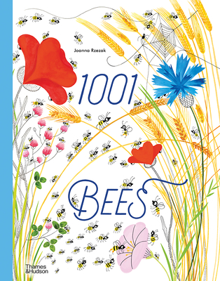 1001 Bees Cover Image