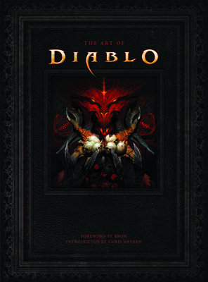 The Art of Diablo Cover Image