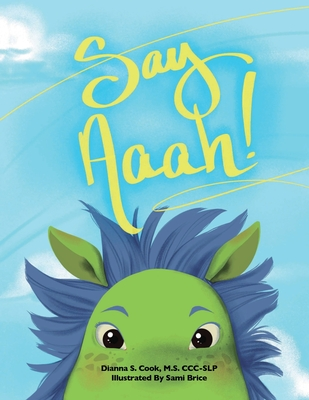Say Aaah! Cover Image