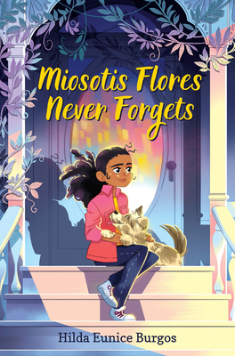 Cover for Miosotis Flores Never Forgets