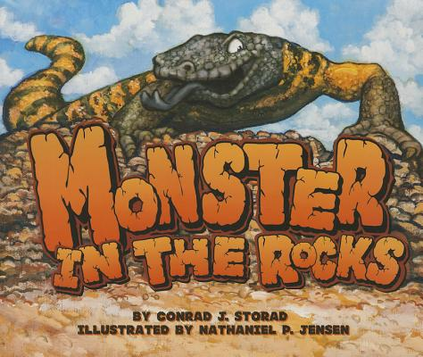 Monster in the Rocks Cover Image