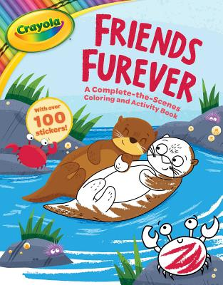 Cover for Crayola Friends Furever