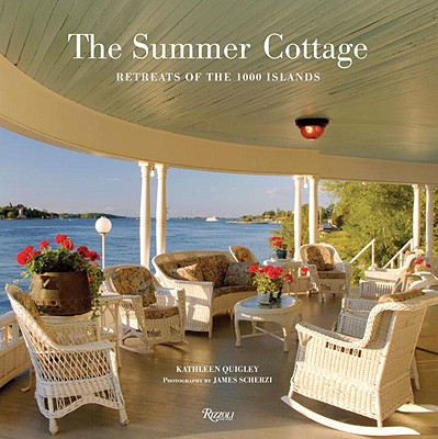 The Summer Cottage Cover