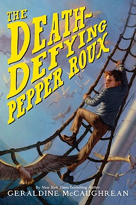 The Death-Defying Pepper Roux Cover