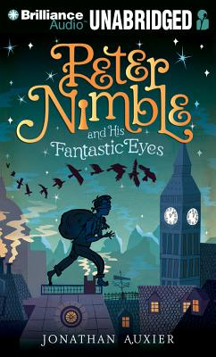 Peter Nimble and His Fantastic Eyes Cover