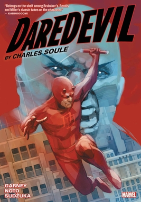Daredevil by Charles Soule Omninbus Cover Image