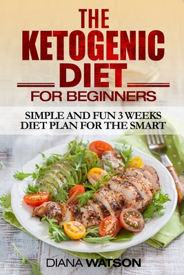 Ketogenic Diet For Beginners Cover Image