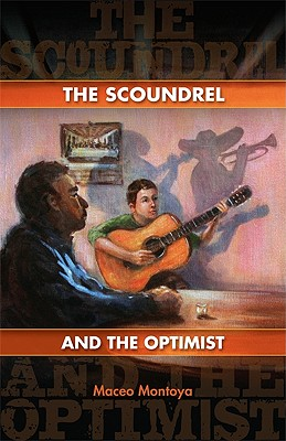 Cover for The Scoundrel and the Optimist